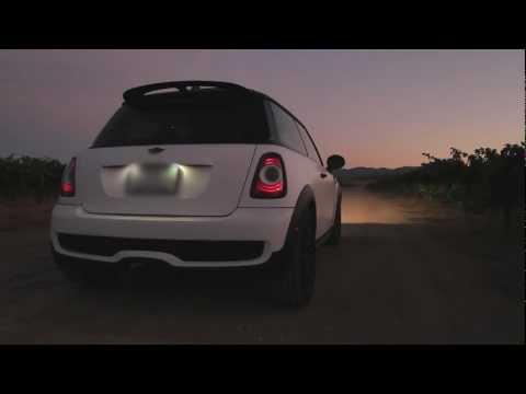 2011 R56 MINI Cooper S Exhaust