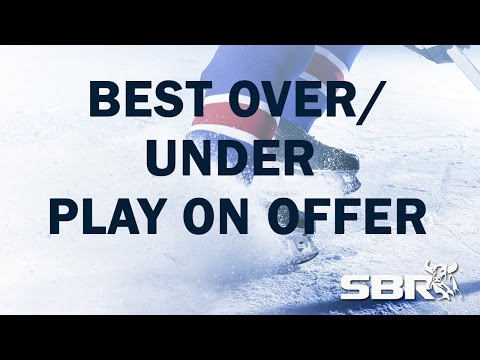 The Best Totals to Max-out Profit on the NHL Odds