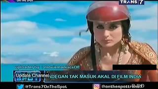 Adegan Lebay Tak Masuk Akal di Film India - On The Spot