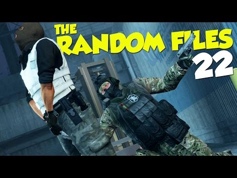 The Random Files Ep 22 - CSGO, DISHONOURED 2 & BATTLEFIELD FUNNY MOMENTS!