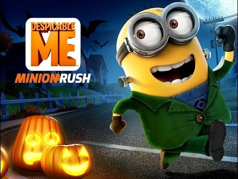 Despicable Me: Minion Rush - Halloween Update Trailer