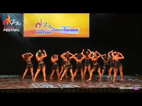 Burlettes - 2016 Sydney Latin Festival