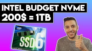 Intel Has the Best Budget NVMe SSD!
