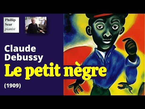 Дебюсси Клод - The Little Nigar