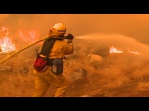 Southern California Wildfires Unrestrained