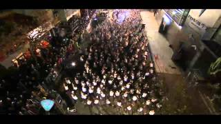 Flashmob de Pedro y Paula - Apertura Showmatch 2015 HD