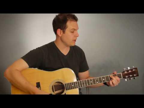 10,000 Reasons (bless The Lord) - Tutorial (matt Redman) video