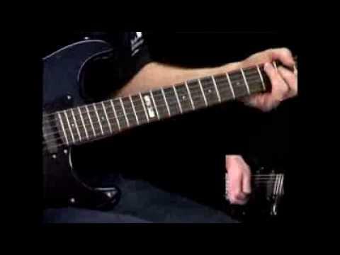 Lessons - Metal - Heavy Metal Riffs 24