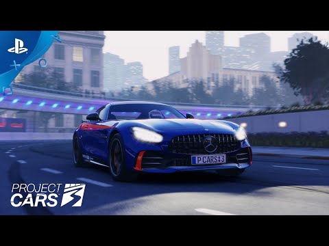 Project CARS 3 - Announcement Trailer   PS4