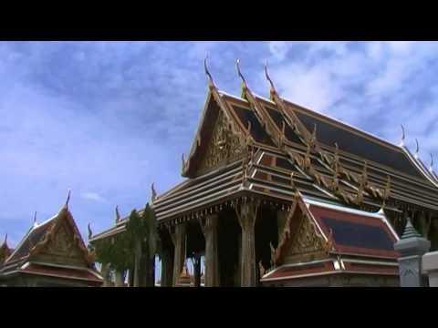 Wat Pra Kaew (วัดพระแก้ว) : Bangkok Thailand