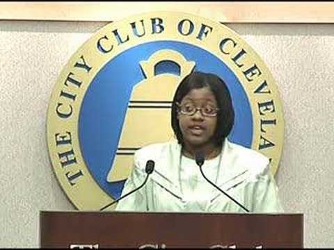 Thurber & Kemp @ City Club of Cleveland 6-4-08 Q&A PT2