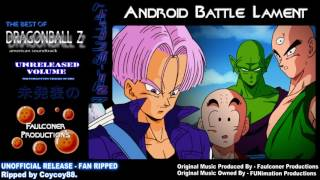 Android Battle Lament & Goku Refuses Time Chamber - (Blu-ray Rip) - [Faulconer Productions]