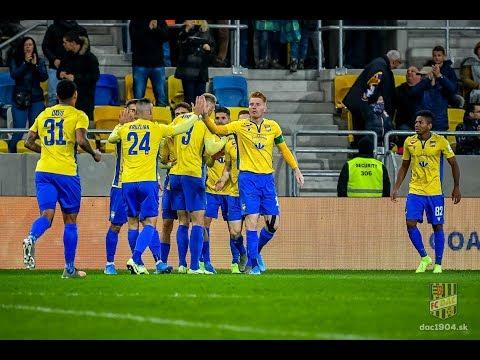 FC DAC 1904 - AS Trenčín 3:1 (1:1)
