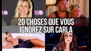 20 CHOSES QUE VOUS IGNOREZ SUR CARLA MOREAU (LES MARSEILLAIS)