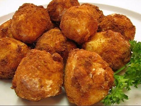 Betty S Deep Fried Mashed Potato Balls Youtube