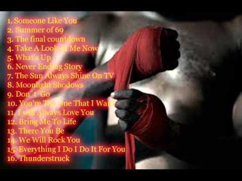 Cardio Boxing Training Remix video