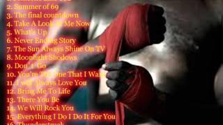 Cardio Boxing Training Remix