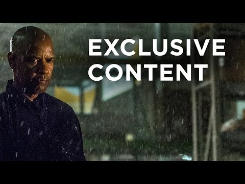 "Check out a preview of the new song from Eminem featuring SIA ""Guts Over Fear"" in the new spot for Denzel Washington's new movie, The Equalizer The song is a..."