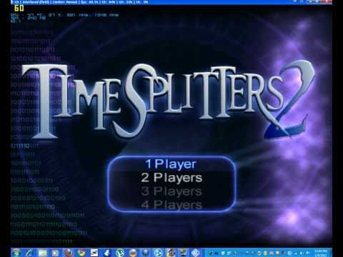 Time Splitters 2 (NTSC-U) Pcsx2 0.9.7 (r3812) Full Speed 60 FPS 720P Video
