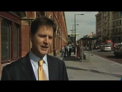 Nick Clegg and David Cameron: If You Were Gay