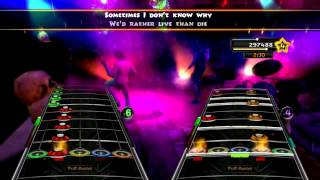 Warriors of rock theme for Phase Shift 1.27 (PC)