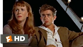 Video clip East of Eden (5/10) Movie CLIP - Ferris Wheel Kiss (1955) HD