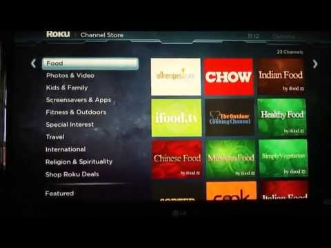 New Roku Update & Hidden Channel