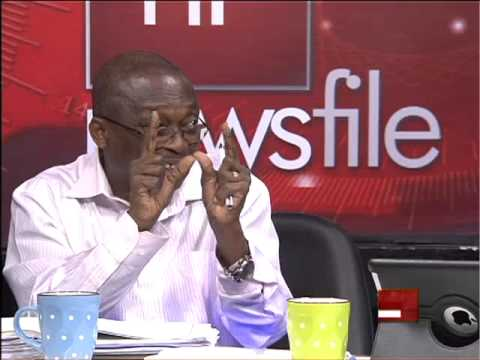 Commission of inquiry and Kwesi Appiah Sacked - Newsfile (13-9-14)