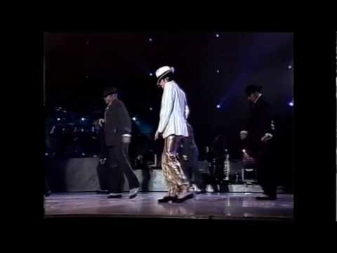 Michael Jackson Smooth Criminal History Tour Live In New Zealand 1996 High Quality Hq video