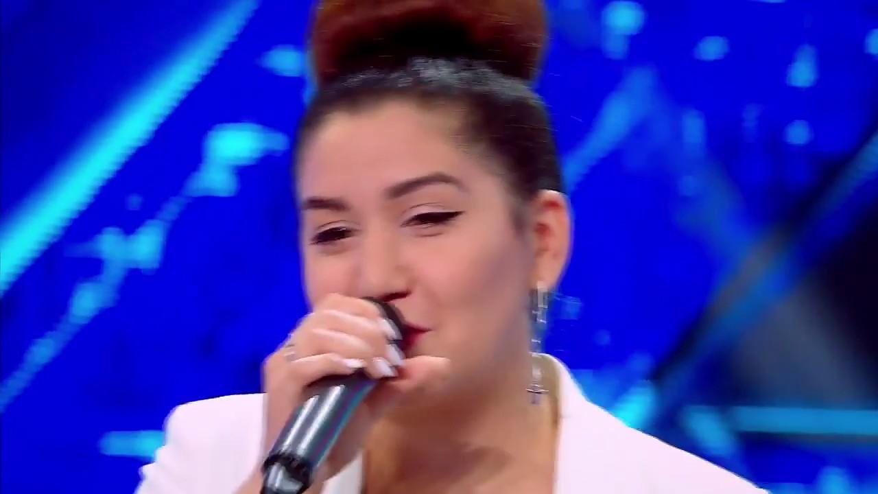 """Anda Mareș: """"Am 20 de ani și am emoții"""". Concurenta și-a luat inima în dinți și a venit la X Factor"""