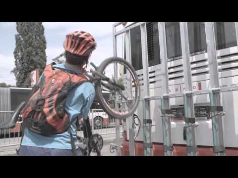 Integrating cycling into the public transport system in Brno
