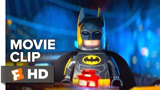 The LEGO Batman Movie CLIP - Raise Your Son (2017) - Will Arnett Movie
