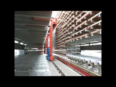 advantages of automated warehouse Automatic high racking storage system high-rack stackers from jungheinrich as the core of this warehouse advantages automation is possible in.