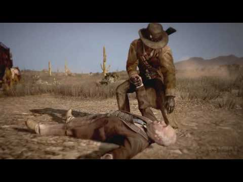 Red Dead Redemption Short Film by John Hillcoat Part 1