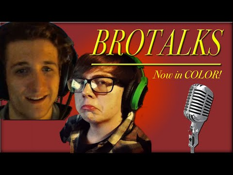BroTalks: Cereal, Dishwasher Soap, and Growing Up
