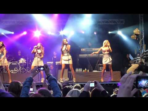 The Saturdays - Forever Is Over (live In Thurles June 03 2012) video