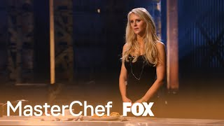 Jessie Lysaik from Auditions | MASTERCHEF | FOX BROADCASTING