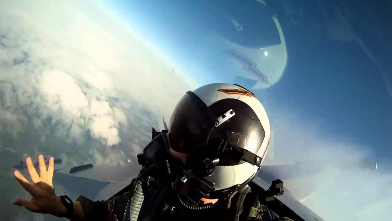 F 18 Growler >> GoPro HD on board F/A-18 Hornet Fighter Jet - YouTube