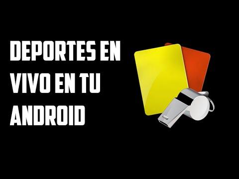 Ve fútbol y otros deportes gratis en tu android  // Android Apps