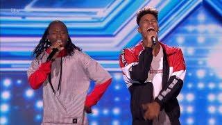 The X Factor UK 2018 Misunderstood Six Chair Challenge Full Clip S15E11