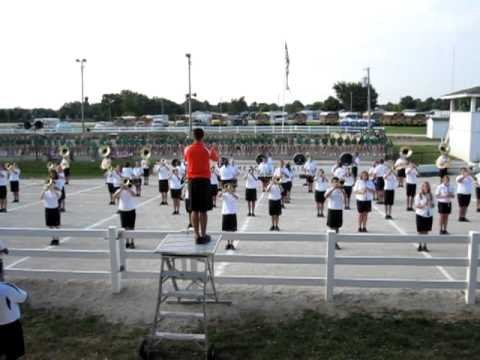 CW Band @ Mercer County Fair 2011