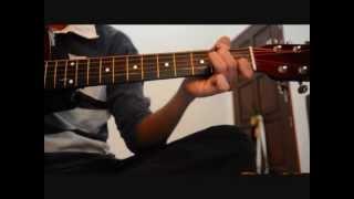 Xpdc - Teman (Guitar Cover)