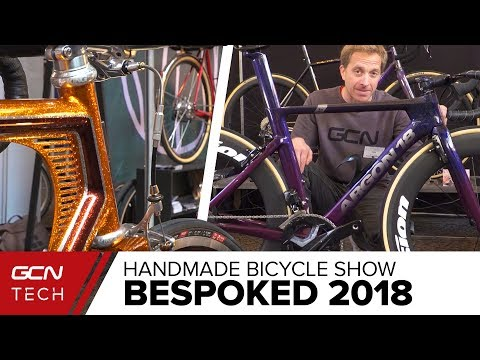 Bespoked Handmade Bicycle Show 2018