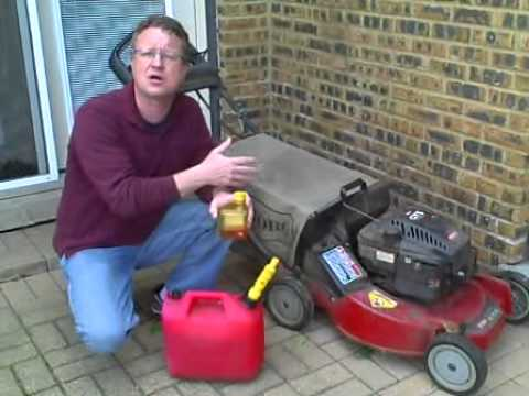 Best Fuel Additive >> Best Fuel Additive for Lawnmower - Fuel Stabilizer for Lawn Mower - YouTube