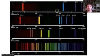 M1H1V4d3 - atoommodel van Bohr - discontinu spectrum