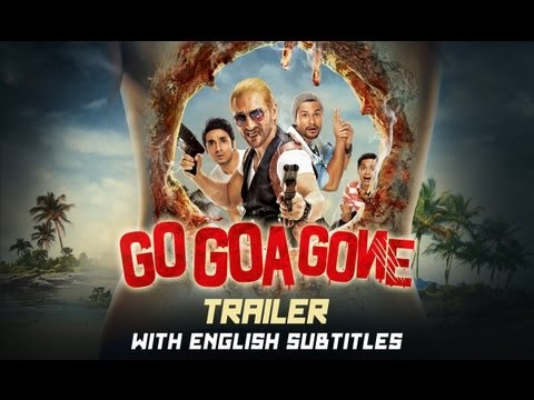 Go Goa Gone - Theatrical Trailer with English Subtitles (Exclusive...