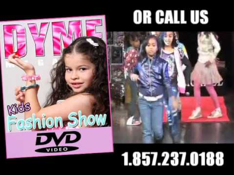 Dyme Magazine National Kids Fashion Show
