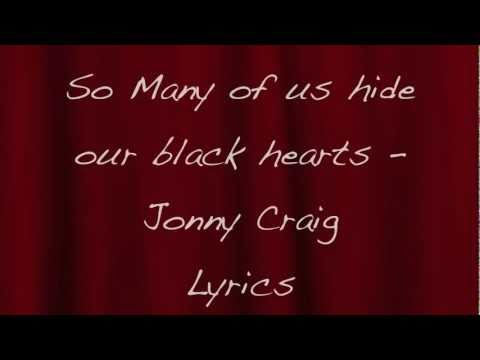 Jonny Craig - So Many Of Us Hide Our Black Hearts