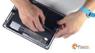 iPad 4 WiFi Antenna Repair