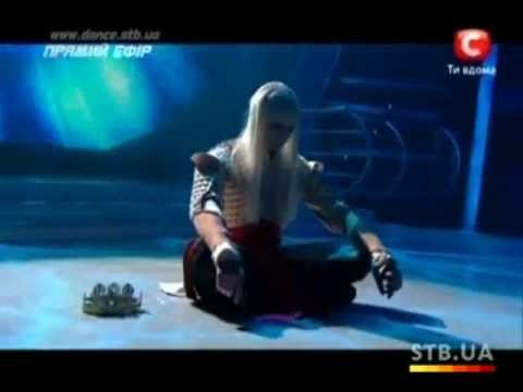 Танцуют все 5 Саша Волков Фьюжен соло - Видеоуроки онлайн